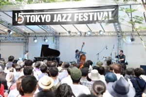 ©15th TOKYO JAZZ FESTIVAL ©Yoshihiro Kamewada